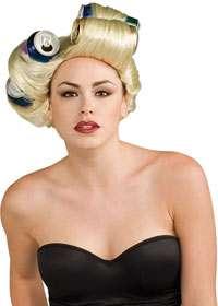 Lady Gaga Soda Can Wig   Lady Gaga Costume Accessories