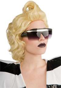 Lady Gaga Glasses   Lady Gaga Costume Accessories