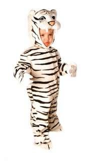 Plush White Tiger Costume   Boys Costumes