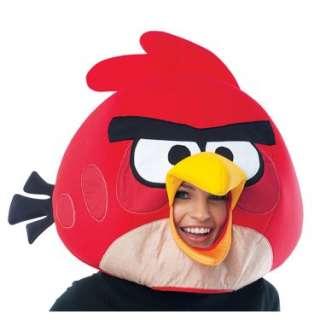 Halloween Costumes Rovio Angry Birds   Red Angry Bird Mask