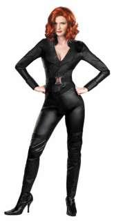 Avengers Black Widow Costume   Sexy Costumes