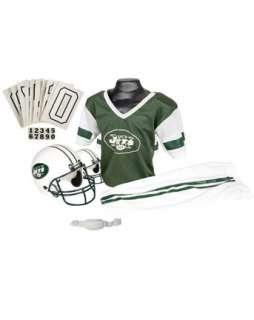 Kids NYJ Jets Costume & Helmet  Wholesale NFL Football Player