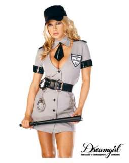 Corrections Officer Adult Costume  Wholesale Police/Firefighter
