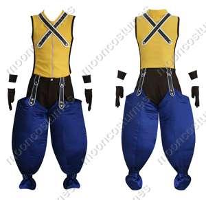Kids Sizes Cosplay   Kingdom Hearts 2 Riku