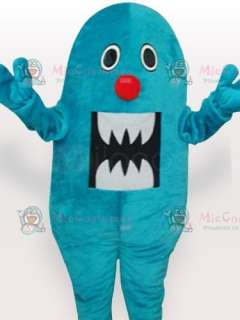Blue Shark Adult Mascot Costume Shark Mascot Costume for Sale