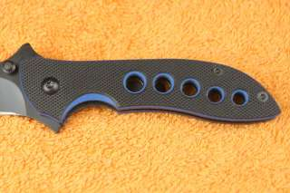 SANRENMU SRM High Quality Steel Folding Knife GC 734