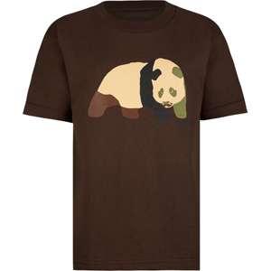 ENJOI Camoustache Boys T Shirt 170814400  graphic tees