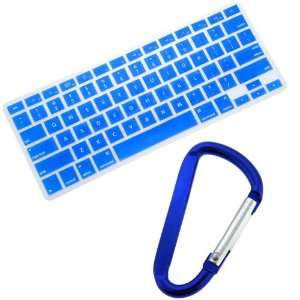 GTMax Aluminum Unibody Apple MacBook / Pro / Air Silicone Keyboard