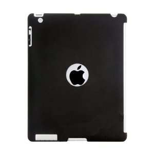 Apple iPad 2 Black Matte Hard Case Cover for iPad 2