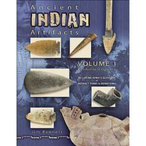 Ancient Indian Artifacts Volume 1 Introduction to
