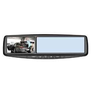 TFT Color LCD Screen Car Rear View Mirror Monitor: Car Electronics