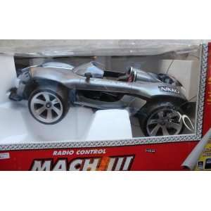 Mach III Rc Nikko Sports Race Car Toys & Games