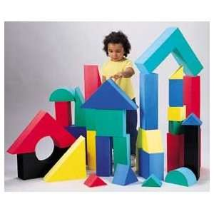 Soft Big Blocks   Single Set Toys & Games