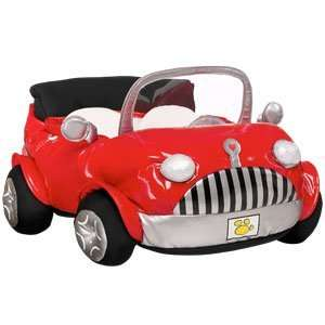 Build A Bear Workshop Cruisin Red Convertible Toys