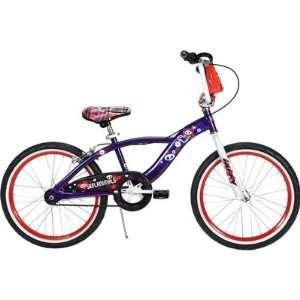 20 Inch Huffy Skelanimals Girls Bike