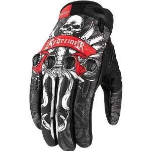 Mens Textile Sports Bike Racing Motorcycle Gloves   Black / 3X Large