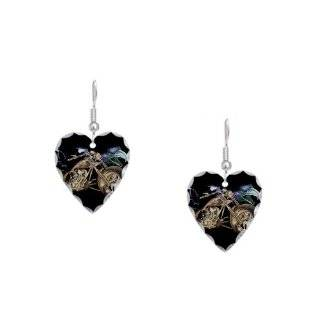 Harley Davidson® Womens Crystal Bling Bar & Shield Necklace. Silver