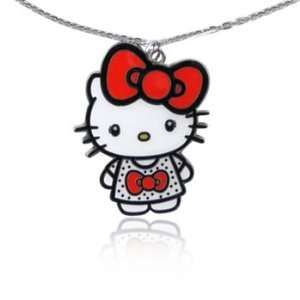 Hello Kitty Big Bow Necklace Toys & Games