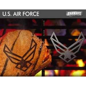 Air Force Branding Iron Patio, Lawn & Garden