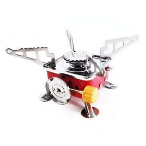 2800W Portable Outdoor Camping Stove   (Nylon Zip Up Pouch