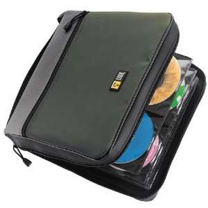CDY 128 CD Wallet, Green Electronics