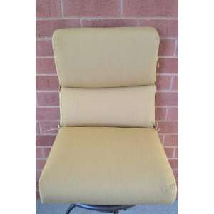 Outdoor High Back 20 SEAT & BACK Recliner Club Chair Seat Cushions