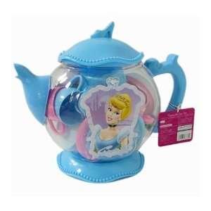 Disney Princess 24 Piece Tea Party Set   Cinderella Toys & Games