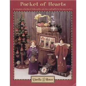 Pocket of Hearts  A Whimsical Collection of Dolls, Quilts
