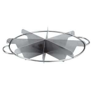Stainless Steel 6 Cut Pie Cutter