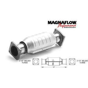 Fit Catalytic Converters   90 92 Isuzu Impulse 1.6L L4 Automotive