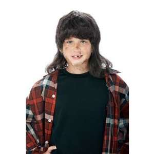 Bobby Joe Brown Mullet Wig Child Costume Accessory Toys & Games
