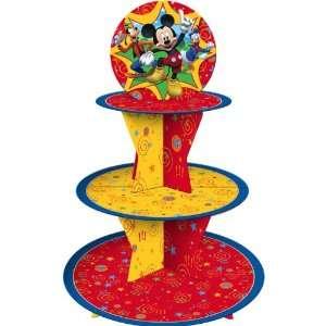 Hallmark Disney Mickey Fun and Friends Cupcake Stand