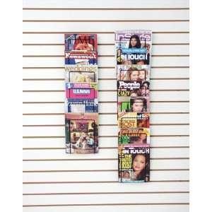 6 Pocket Vertical Wall Display