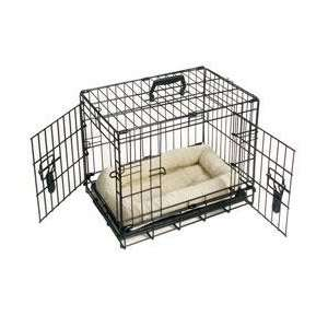 Four Paws K 9 Keeper Double Door Standard Dog Crate