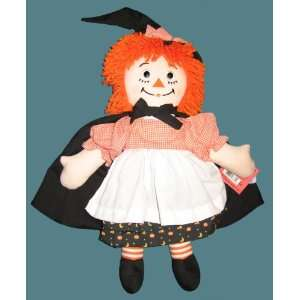Raggedy Ann Witch Doll Toys & Games