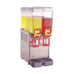 Arctic Compact Cold Beverage Dispenser, twin 2.7 ga: Kitchen & Dining
