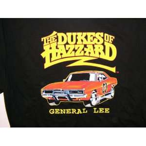 Dukes of Hazzard XL General Lee Official Licensed Shirt