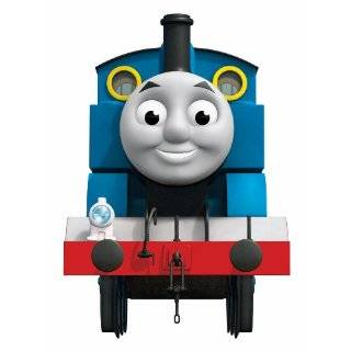 Modern House Thomas Train and Friends removable Vinyl Mural Art Wall