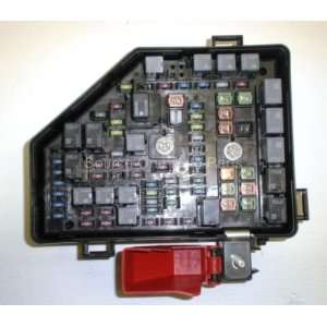 2010 GENUINE GMC ACADIA ACCESSORY FUSE BLOCK BOX 20832842 Automotive