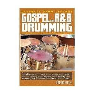 Hudson Music Ultimate Drum Lessons Series   Gospel R&B Drumming DVD