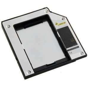 2nd HDD IDE/PATA to SATA Hard Drive Caddy Bay Adapter Converter for