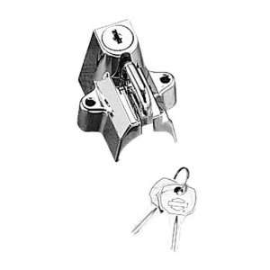 Harley Davidson Universal Motorcycle Helmet Lock Chrome