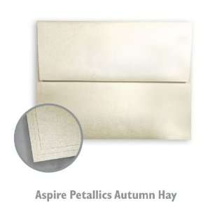 ASPIRE Petallics Autumn Hay Envelope   250/Box Office