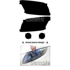 Dodge Caliber (07  ) Headlight Vinyl Film Covers by LAMIN