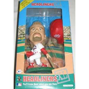 Headliners Mark Mcgwire Sculpture St. Louis Cardinals