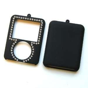 Apple iPod Nano 3 III (3rd Generation) Rubberized Snap On