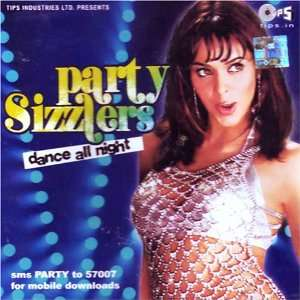 Party sizzlers(indian/bollywood movie/hit songs/collection of songs