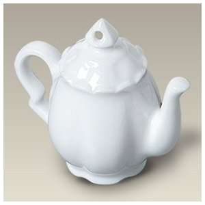 Teapot Christmas Ornaments  Set of 4