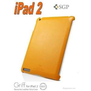 iPad 2 Leather Case Griff Series Electronics