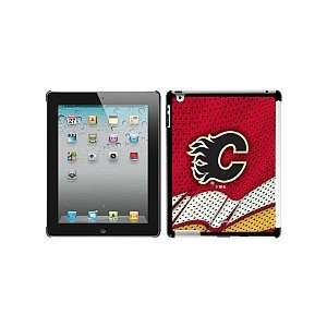 Calgary Flames iPad/iPad 2 Smart Cover Case Cell Phones & Accessories